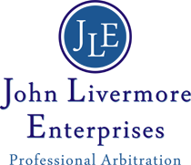John Livermore Enterprises - Professional Arbitration
